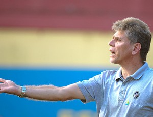 Paulo Autuori jogo Vasco Madureira (Foto: Bruno Turano / Agência Estado)