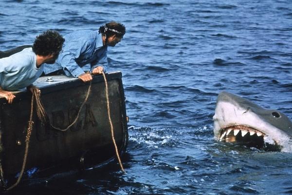 Tubarão (1975) (Foto: Divulgação)