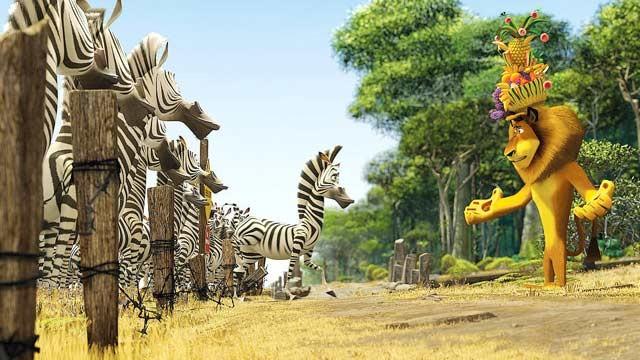 Assistir Madagascar 2 Online Dublado