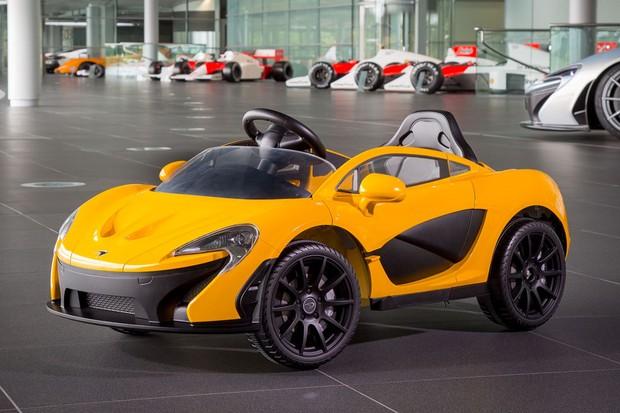 """McLaren revela novo """"esportivo"""" inspirado no P1 (Foto: Divulgação)"""