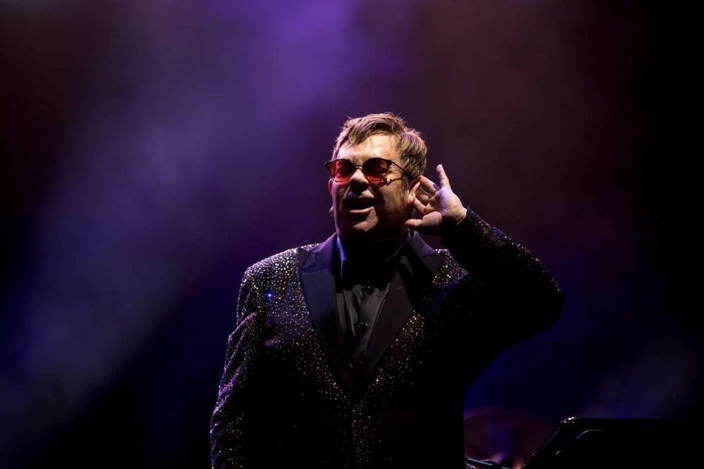Elton John cancela oito shows nos Estados Unidos por causa de infecção