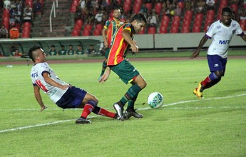 Sampaio viaja sem lateral-esquerdo e perde Lucas Sotero contra o Londrina