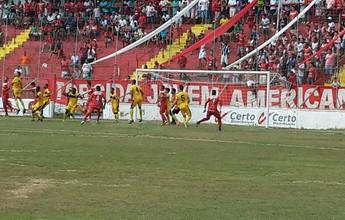 América vence Minas Boca por 3 x 0 na oitava rodada do Mineiro Módulo 2