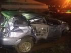 Acidente com carro roubado mata ladrão e deixa outro ferido, diz PRF