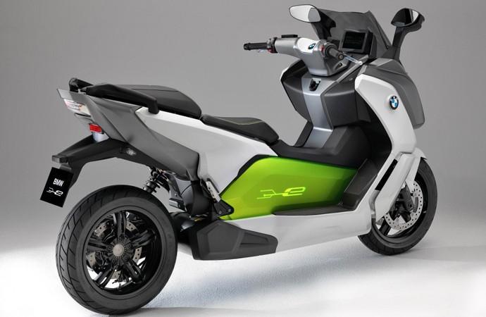 BMW C-Evolution