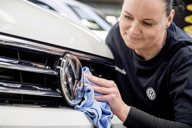 Volkswagen prevê 2017 positivo (Foto: Divulgação)