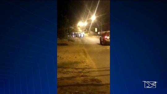 Policiais são surpreendidos e tem viatura furtada em Ribamar, no MA