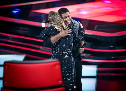 Danilo Franco conquista os quatro técnicos do 'The Voice Brasil' em 2ª chance