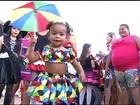 Crianças ajudam a manter a tradição do Carnaval em Xambioá