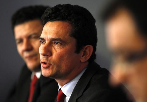 O juiz federal da Lava Jato, Sérgio Moro (Foto: AG)