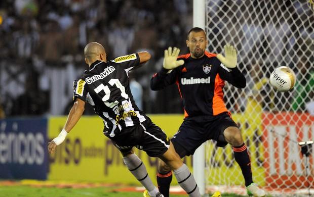 Doria Botafogo jogo Fluminense final (Foto: André Durão / Globoesporte.com)