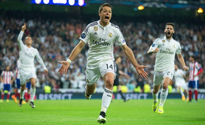 Chicharito Hernández Real Madrid (Foto: Getty Images)