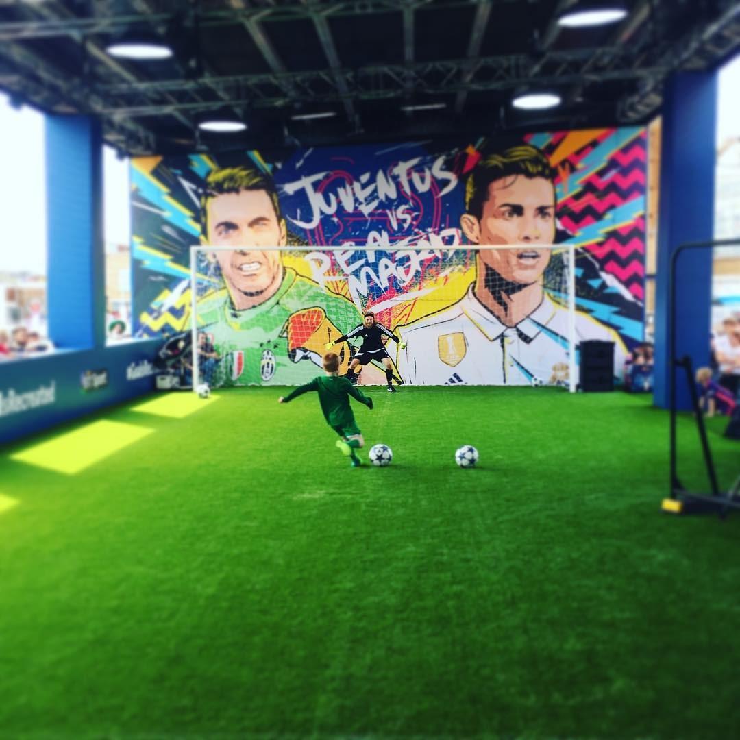 A final terá muitas atrações, mas nem todas estarão em Cardiff (Foto: Reprodução/Instagram)