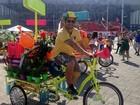 Saudosos da Olimpíada, brasileiros já planejam viagem para Tóquio-2020