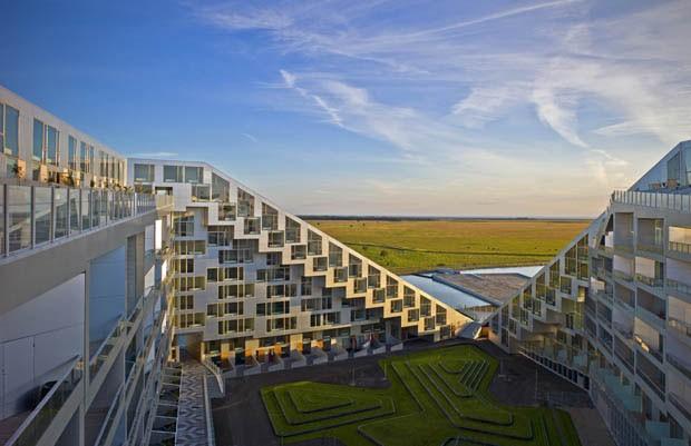 Edifício 8 House  (Foto: Jens Lidhe )