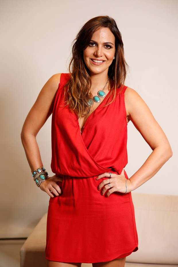 Carol Sampaio (Foto: Marcos Serra Lima / EGO)