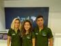 Seleção feminina de vôlei de praia participa do Circuito Nacional no RJ