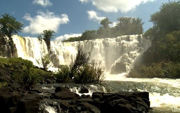 Belezas naturais do município do Amapá  (Foto: Amazônia Repórter)