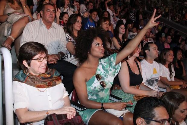 Adriana Bombom (Foto: Thyago Andrade/Photorio News)