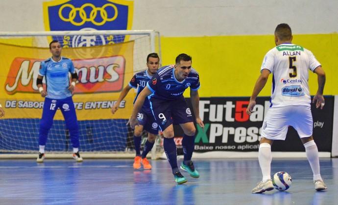 Taubaté x São José Futsal pela Final da Copa Paulista (Foto: Jonas Barbetta/ Top 10 Comunicação)
