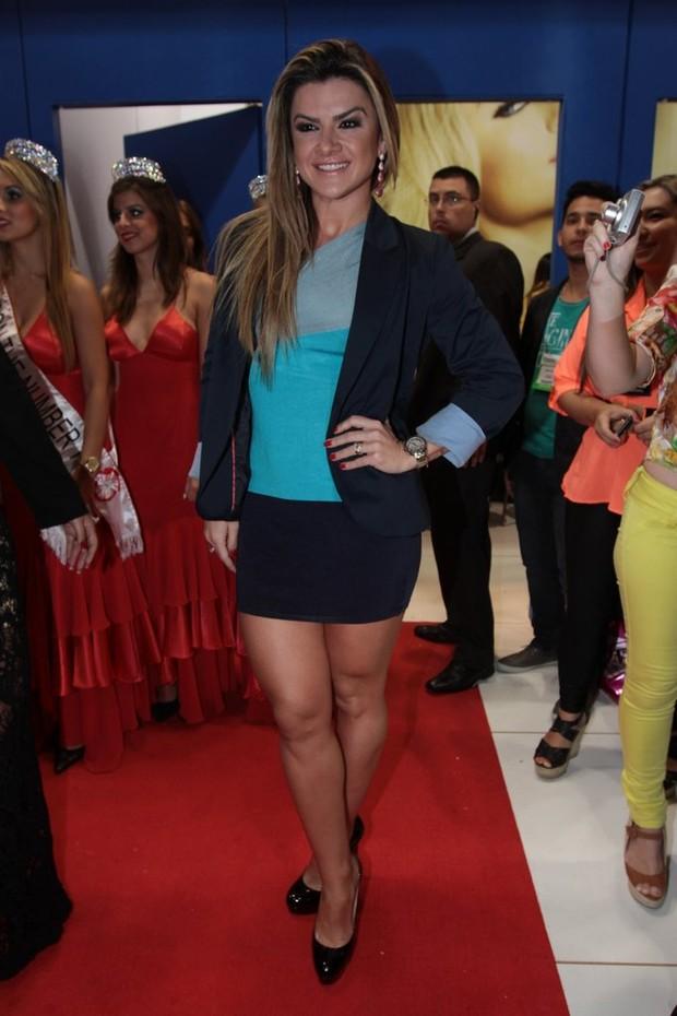 Mirella Santos (Foto: Leonardo Franco  / agnews)