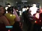 População relata dificuldades para se vacinar contra H1N1, em Goiânia