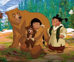Você também confere o filme 'Irmão Urso 2' (Foto: Divulgação/Reprodução)