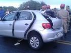 Acidente com 3 veículos deixa um morto e 6 feridos no RN, diz Samu