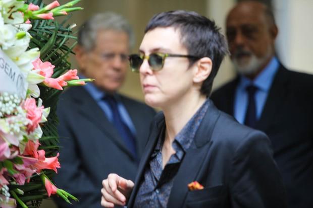 Adriana Calcanhotto (Foto: Anderson Barros/EGO)