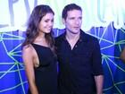 Sophie Charlotte e Daniel de Oliveira curtem a noite carioca