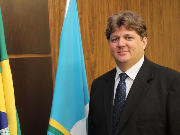Wanderson Nunes (PSL) teve o diploma cassado pela Justiça Eleitoral em Goiás (Foto: Reprodução/Facebook)