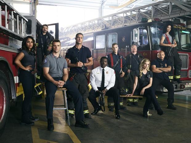 Chicago Fire - 6 Temporada (Foto: Canal Universal)