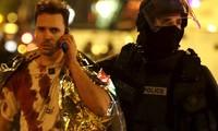 'Há sangue por todos  os lados'; veja relatos (Philippe Wojazer/Reuters)