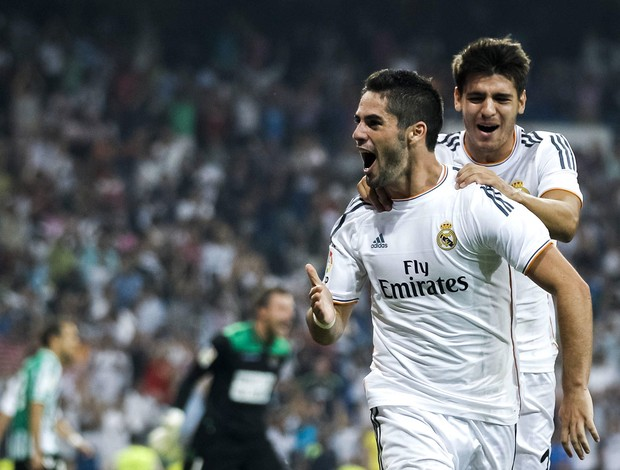 Isco gol Real Madrid (Foto: EFE)
