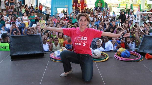 Ação Global: mais de 58 mil atendimentos em Tanguá (Globo/Eduardo Tchello)