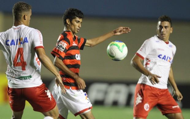 Atlético-GO x América-RN (Foto: Agência Estado)