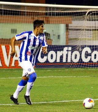 Thiago Martins, zagueiro do Paysandu (Foto: Fernando Torres/Ascom Paysandu)