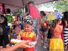 São Vicente proíbe venda e comércio de spray de espuma para o carnaval