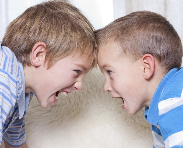 briga; bullying; irmãos (Foto: Thinkstock)