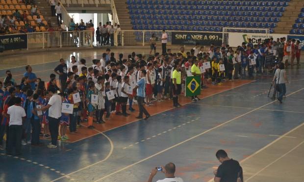 Copa Centro América da Juventude começa nesta terça (20) (Foto: Divulgação)