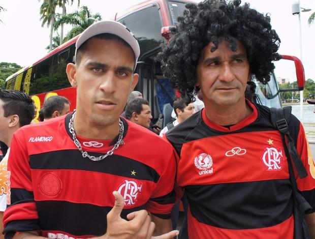 Caravana do Fla na Paraíba (Foto: Expedito Madruga)