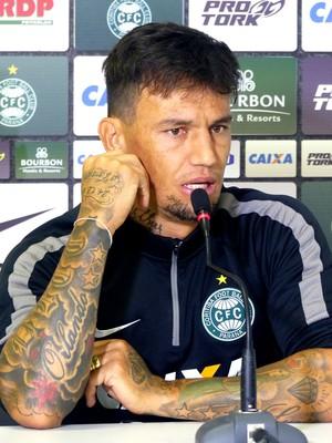 João Paulo Coritiba (Foto: Monique Silva)