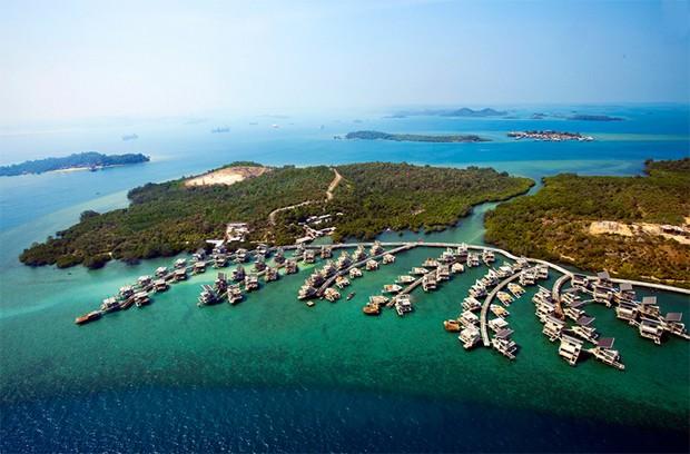 Funtasy Islands quer ser o maior eco-parque do mundo (Foto: Divulgação)