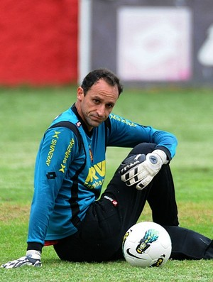 Magrão, goleiro do Sport (Foto: Aldo Carneiro / Pernambuco Press)