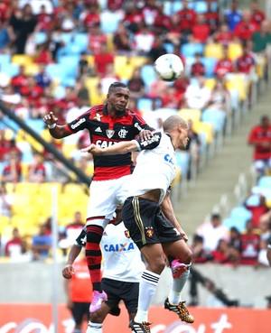 Luiz Antonio - Flamengo e Sport - Maracanã (Foto: André Durão)