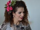 Vanessa da Mata faz convite para show em Aracaju nesta quinta-feira