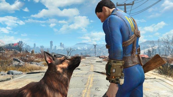 Fallout 4 inova pouco, mas traz tudo que os fãs queriam (Foto: Divulgação/Steam)