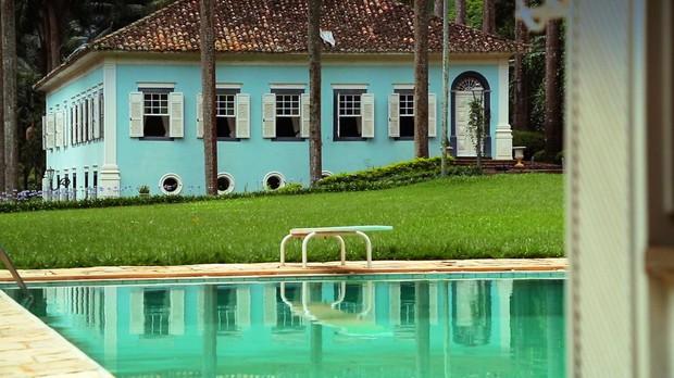 Casa Brasileira - Fazendas, So Paulo (Foto: Divulgao/GNT)
