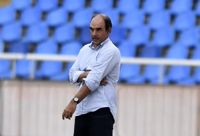 Ricardo Gomes Botafogo (Foto: André Durão / GloboEsporte.com)