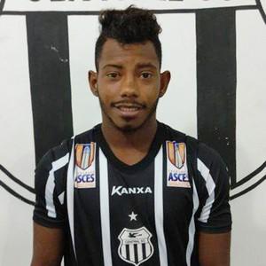 Robinho, atacante do Central (Foto: Divulgação / Central)
